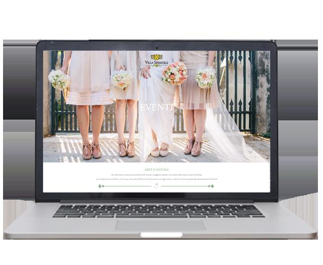servizio di web design