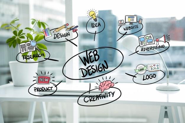 servizio di web design toscana